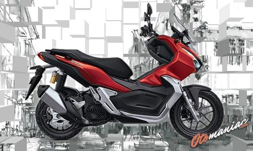 Suspensi dan Kaki - Kaki Honda ADV 150