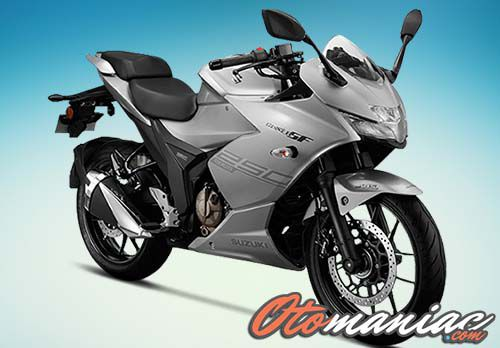 Suzuki Gixxer SF 250 Indonesia