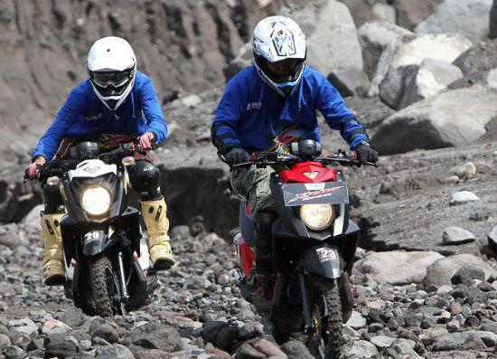 Oli Terbaik Untuk Motor Matic Yamaha XRide 125