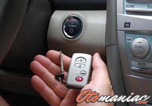 Cara Reset Remot Mobil