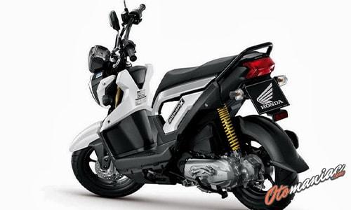 Dimensi Honda Zoomer X