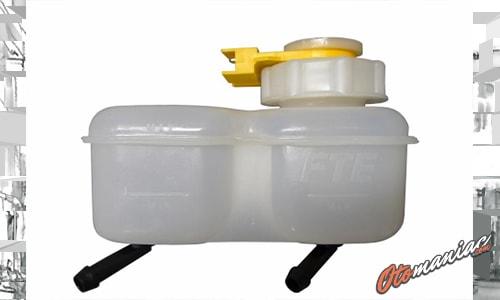 Komponen Rem Cakram Mobil, Reservoir Tank