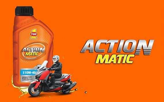 Oli Terbaik Buat Motor Matic Yamaha Aerox 155 -2