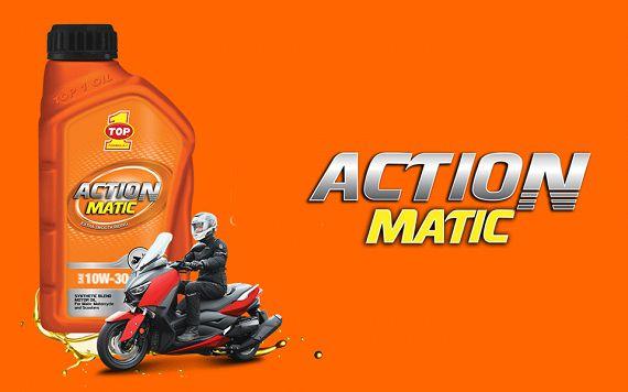 Oli Terbaik Untuk Motor Matic Honda Vario 125 -4
