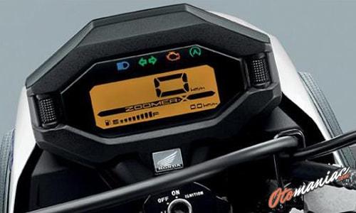 Spesifikasi Honda Zoomer X
