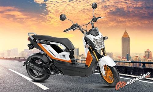 Spesifikasi dan Harga Honda Zoomer X