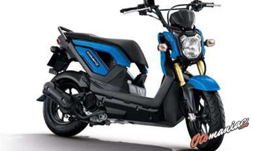 Suspensi dan Pengereman Honda Zoomer X