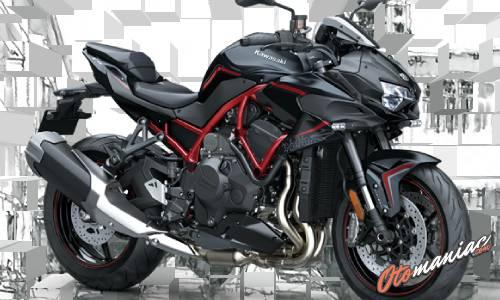 Spesifikasi dan Harga Kawasaki Z H2