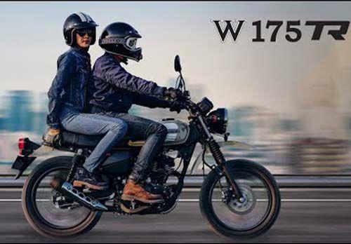 Harga Kawasaki W175TR