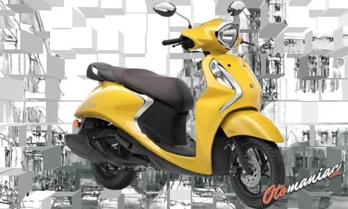 Performa Mesin Yamaha Fascino 125 FI