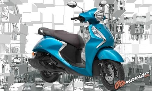 Spesifikasi dan Harga Yamaha Fascino 125 FI