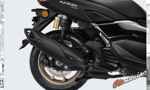 Dimensi Bodi Yamaha All New NMAX 155