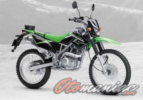 Spesifikasi Kawasaki KLX150L