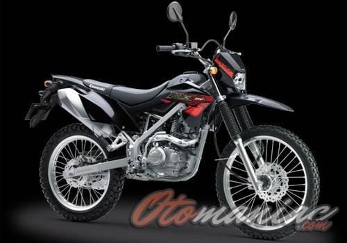 Spesifikasi dan Harga Kawasaki KLX150L