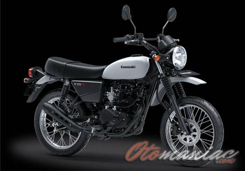 Desain Kawasaki W175TR SE