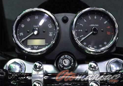 Panel Spedometer Kawasaki W250 SE