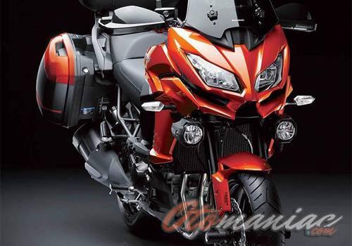 Perfoma Kawasaki Versys 1000