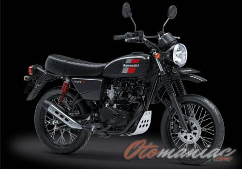 Spesifikasi dan Harga Kawasaki W175TR SE