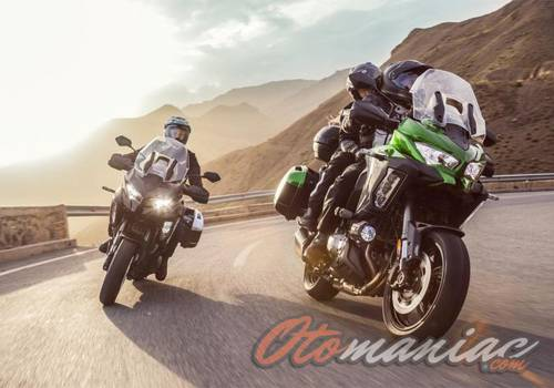 Spesifikasi dan harga Kawasaki Versys 1000