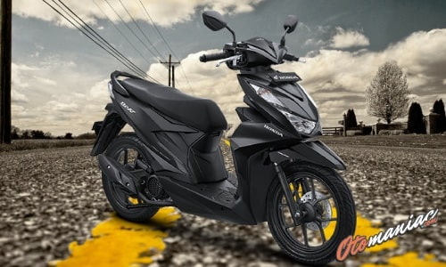Dimensi Bodi All New Honda BeAT