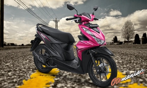 Desain Bodi All New Honda BeAT