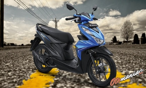 Fitur All New Honda BeAT
