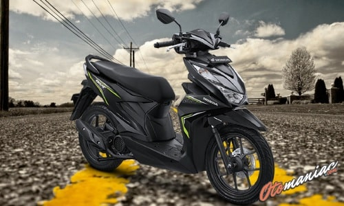 Spesifikasi All New Honda BeAT
