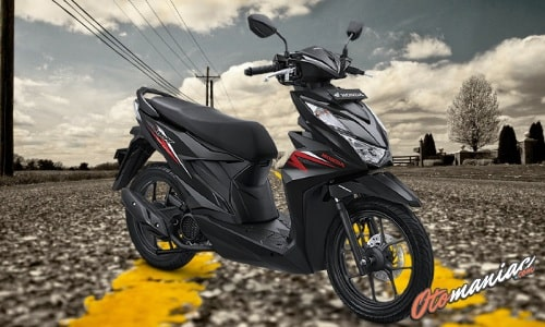Pilihan Warna All New Honda BeAT