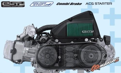 Performa Mesin All New Honda BeAT