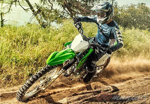 Spesifikasi Motor KLX230R
