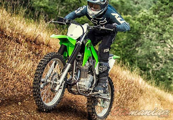 Spesifikasi dan Harga Kawasaki KLX230R