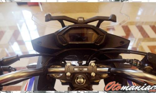 Performa Mesin Honda CBF190X