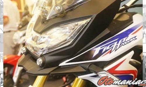 Desain Honda CBF190X