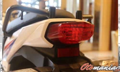 Fitur Honda CBF190X