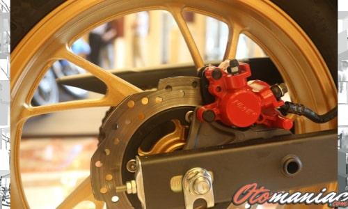Spesifikasi Honda CBF190X
