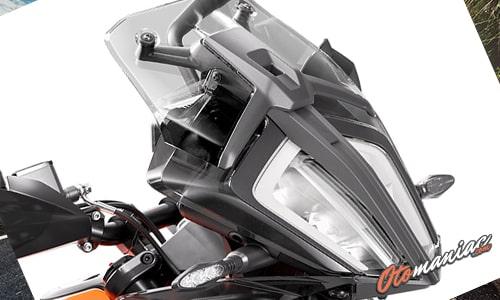 Desain KTM 390 Adventure