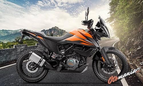 Spesifikasi dan Harga KTM 390 Adventure