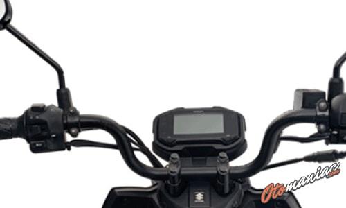 Desain Suzuki Nex Crossover