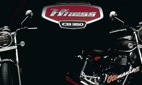 Harga Honda H'Ness CB350