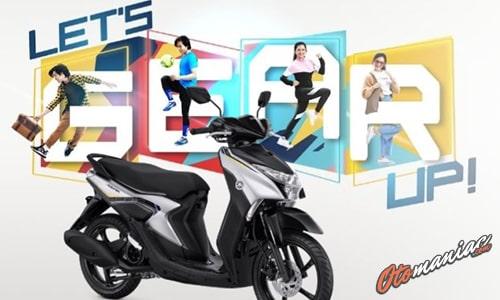 Harga Yamaha Gear 125 Terbaru