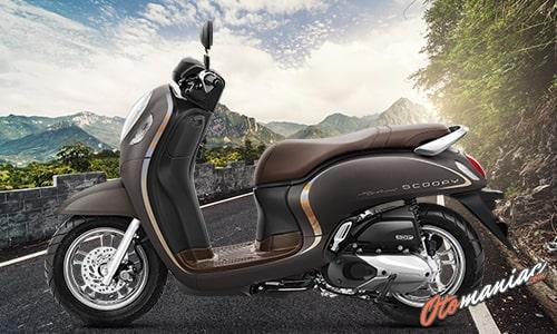 Pilihan Warna Honda All New Scoopy