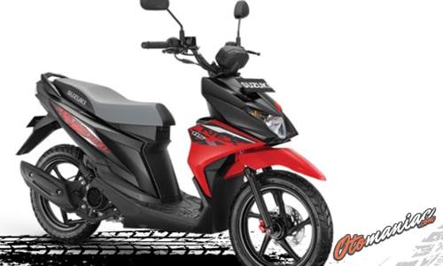 Pilihan Warna Suzuki Nex Crossover Stronger Red