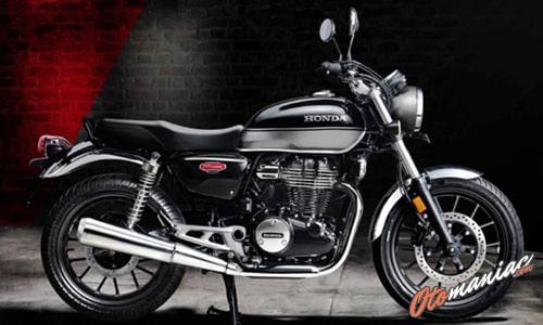 Spesifikasi Honda H'Ness CB350