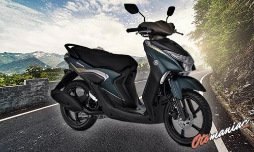 Spesifikasi Yamaha Gear 125