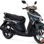 Warna Yamaha Gear 125 Matte Greenish