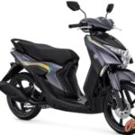 Warna Yamaha Gear 125 Metallic Grey