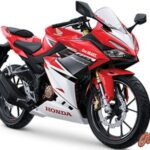 CBR150R Gen5 Warna Honda Racing RED
