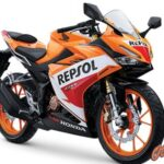 CBR150R Gen5 Warna Moto GP Edition
