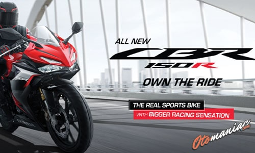 Spesifikasi Honda All New CBR150R Gen5