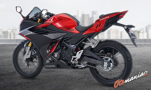 Suspensi dan Kaki-Kaki Honda All New CBR150R Gen5